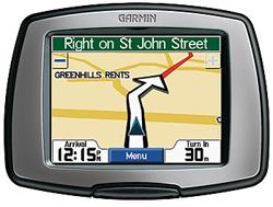 Garmin c340 GPS