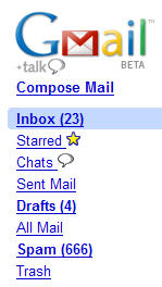 gmail spam 666