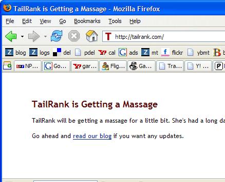 tailrank massage